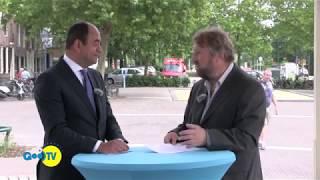 In gesprek met Freek Ossel, waarnemend burgemeester van Wijdemeren  27-06-2018