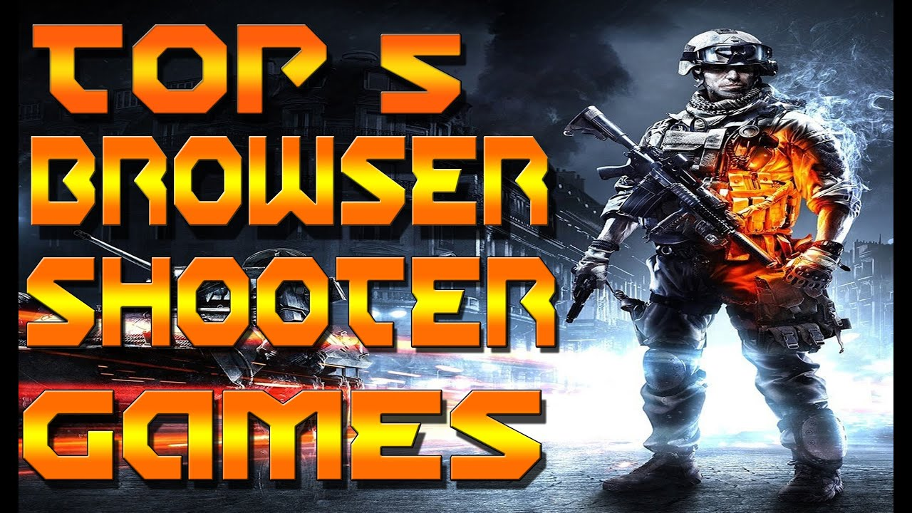 Browser Shooter Games