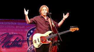 Matthew & Gunnar Nelson performing Garden Party at the St. George Theater
