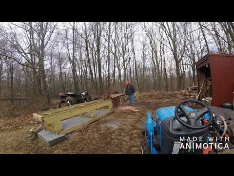 Belsaw Sawmill Models