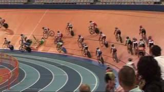 campeonatos de españa pista cadetes 2009 caida feminas
