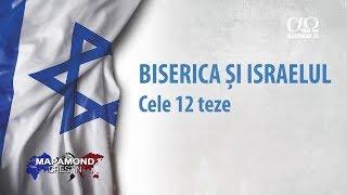 Cele 12 teze despre Israel