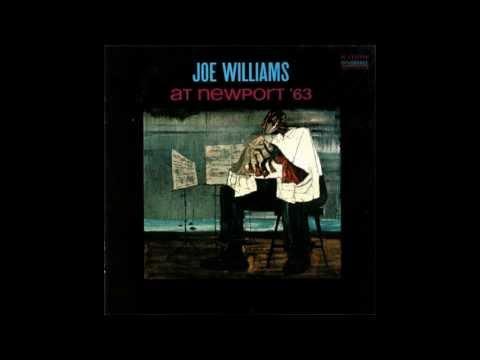 Gravy Waltz    JOE WILLIAMS