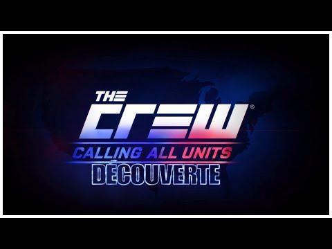 ON PART A LA DÉCOUVERT DE THE CREW !
