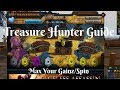 Treasure Hunter Guide - Get the Max From your Daily Keys