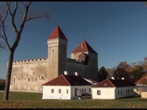 Geotourism - Estonian islands Saaremaa & Hiiumaa