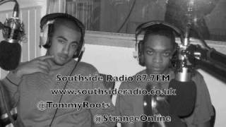 TOMMY ROOTS & NATTY STRANGE - SOUTHSIDE RADIO 87.7FM INTERVIEW
