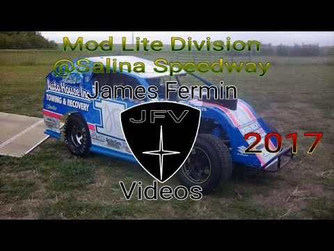 Auto House Towing & Recovery Mod Lites #1, Feature, Salina Speedway, 2017