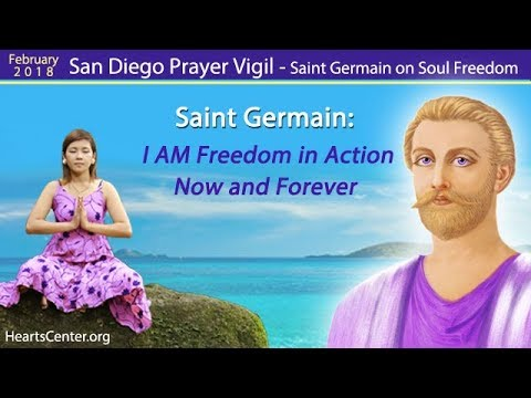 Saint Germain: I AM Freedom in Action Now and Forever