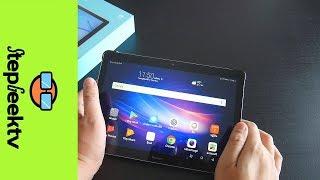 รีวิว Huawei Mediapad T3 10 ของแถม 4000 บาทเลยนะ by StepGeek
