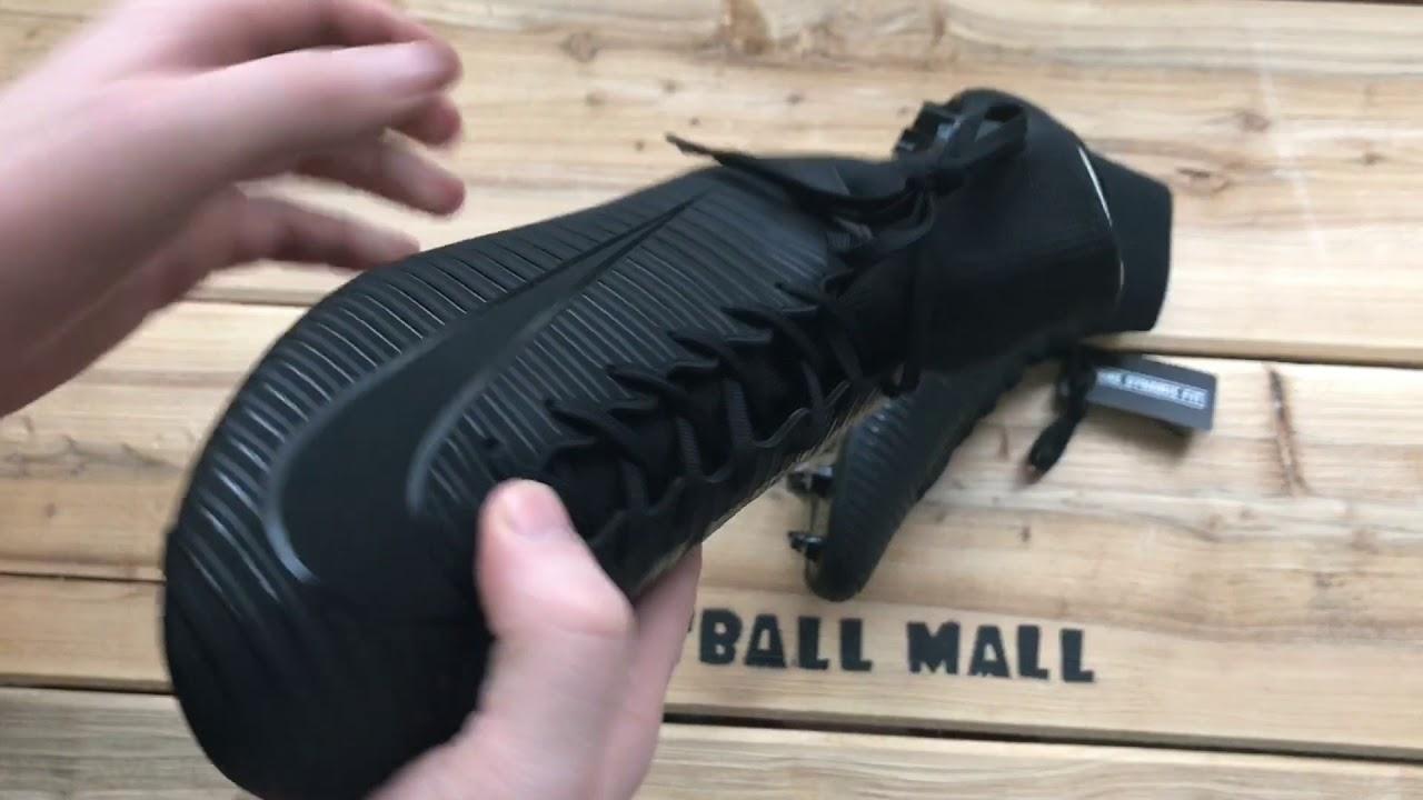 Обзор бутс Nike Mercurial Victory VI DF FG 903609-001 - YouTube 2f7721492a3