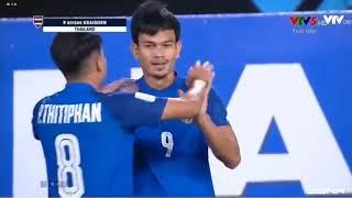 AFF CUP 2018  Thailand Vs Timor Leste (7 - 0) Group B   Full Match