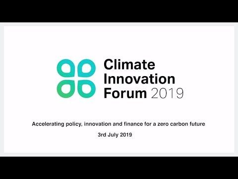 Climate Innovation Forum 2019 | Highlights