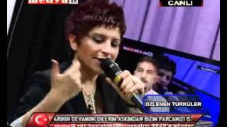Sevda Kaya - Ak Meleğim Göç Eylemiş Yurdundan (Özlenen Türküler - Medya Tv)