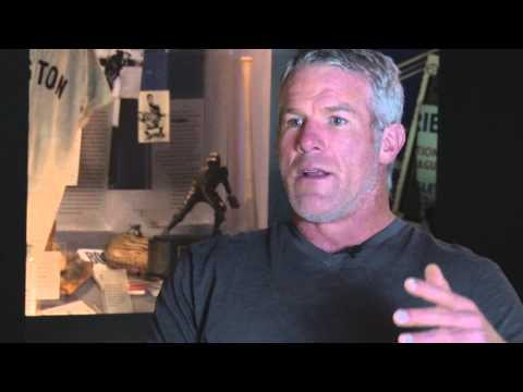 Brett Favre Mississippi Sports Hall of Fame Induction Video 2015