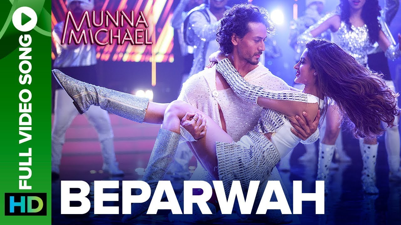 Download Beparwah - Full Video Song |Tiger Shroff, Nidhhi Agerwal & Nawazuddin Siddiqui