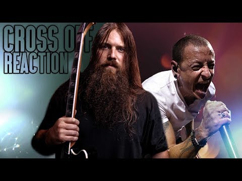 MARK MORTON feat. CHESTER BENNINGTON - Cross Off FIRST REACTION!! Mp3