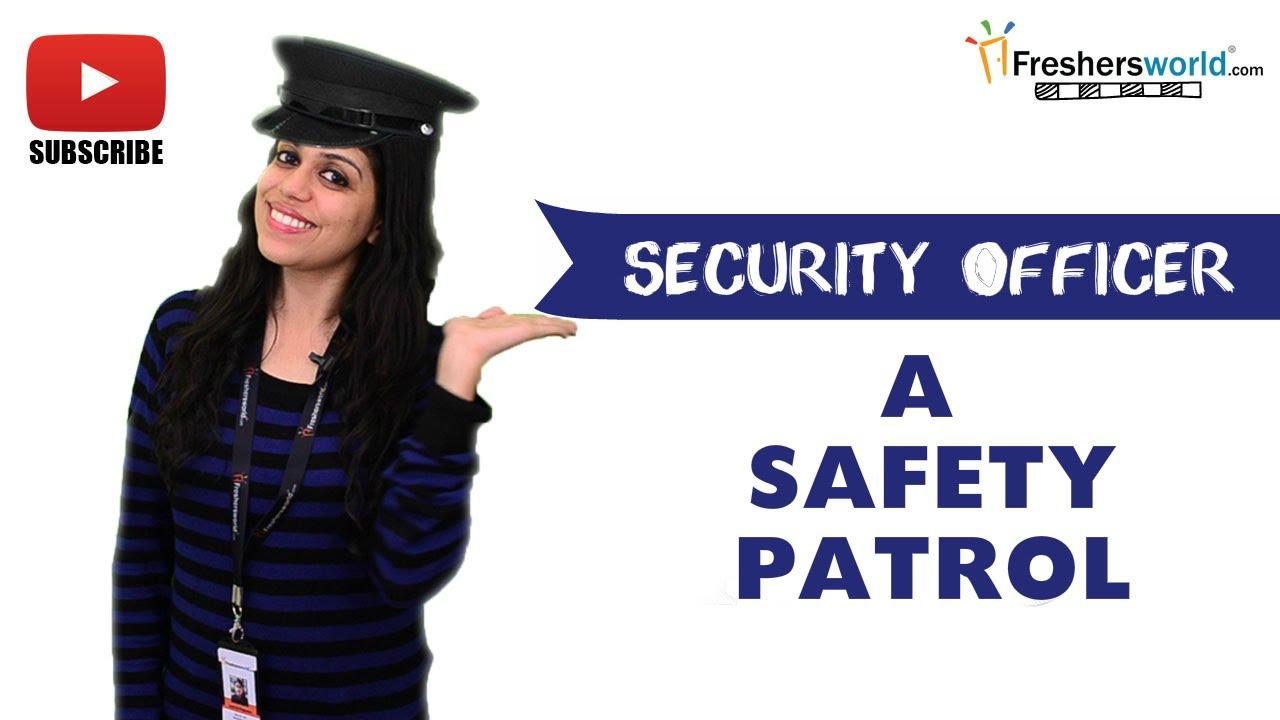 Security Guard Jobs Hiring Now