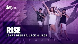Rise - Jonas Blue ft. Jack & Jack | FitDance Life (Coreografía) Dance Video