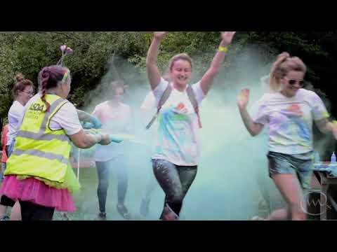 Weldmar's Colour Run & Bubble Rush 2019 Highlights