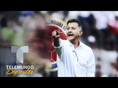Selección de Colombia le cierra las puertas a Juan Carlos Osorio | Más Fútbol | Telemundo Deportes