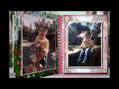 أروى و أسيل ألبوم صور ALBUM PHOTO 3D