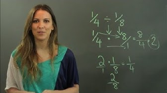 How Many 1/8s Are in 1/4? : Math Tutoring