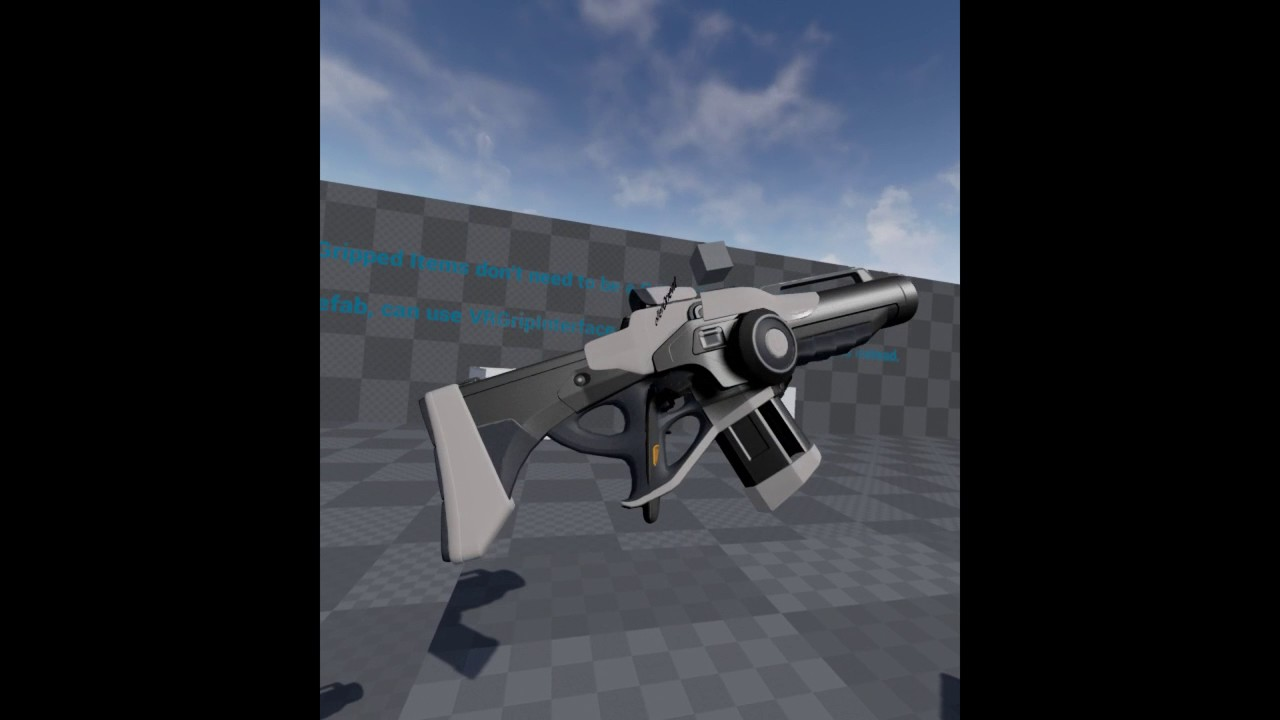 UE4 VR Expansion Plugin Template overview - released