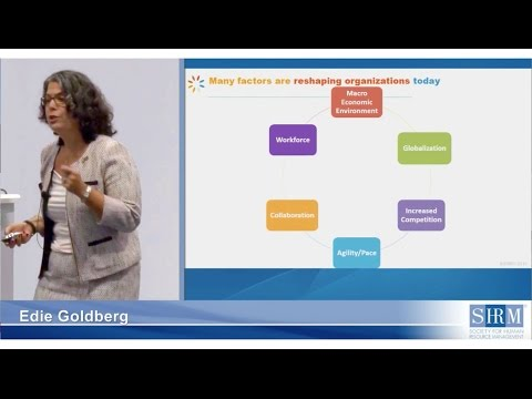 Performance Management for a 21st Century Organization (SHRM Conference, 2015)