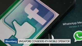 Singapore Considers Fourth Mobile Operator on High Demand