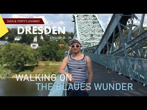 Sven and Torterry Travel Channel - Blue Wonder Dresden