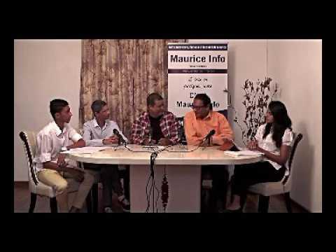Maurice Info - Rethink Mauritius - Jeunesse et Sport