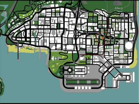 gta 5 casino location map