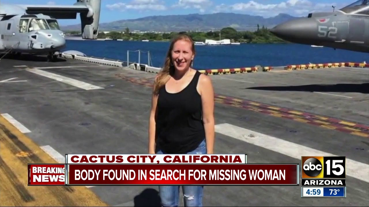 body found in search for missing san diego woman youtube