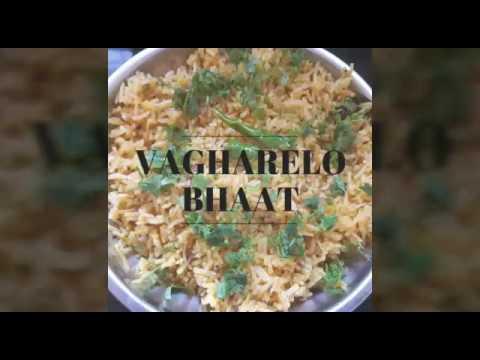 recipe: vagharela bhaat recipe [36]