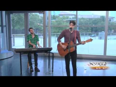 Dallas Theater Center's FLY BY NIGHT on Good Morning Texas