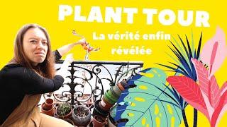 PLANT TOUR  - des secrets enfin dévoilés !