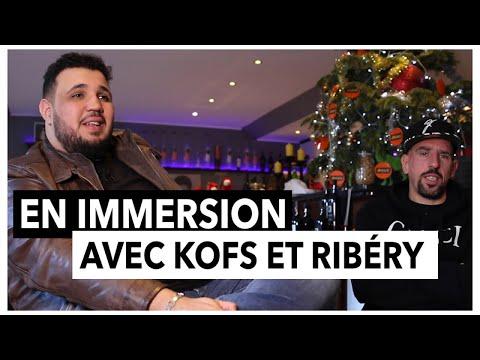 Youtube: En immersion avec Kofs et Ribéry: musique, notoriété, famille, rapport humain, l'avenir, Marseille