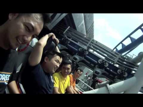 Battlestar Galactica Human Ride USS Singapore (2011)