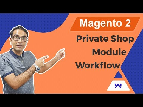 Magento 2 Private Shop | B2B Wholesale Permission Module Workflow thumbnail