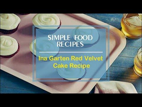Ina Garten Red Velvet Cake Recipe