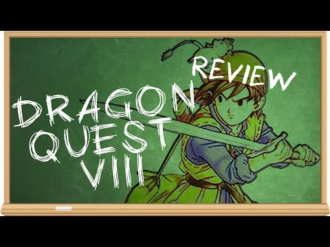 Dragon Quest VIII: Journey of the Cursed King - The Smartest Moron reviews
