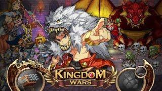 Война Королевств (Kingdom Wars) #1 Знакомство и прохождение 1-5 уровней