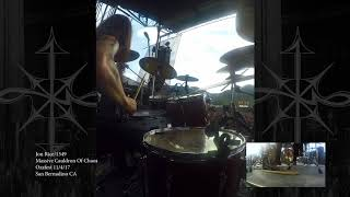 Jon Rice- 1349 - Massive Cauldron of Chaos live at Ozzfest 2017 Resimi