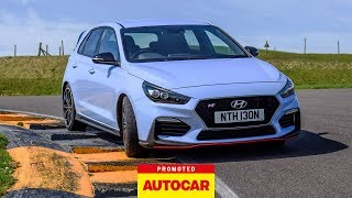 Promoted: Hyundai I30 N