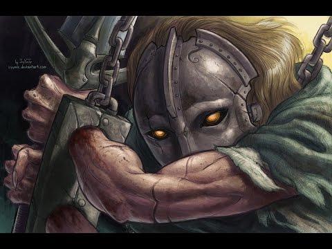 Dark Souls 2 - Забытая Грешница, ключ от подземелий + горгульи колокола