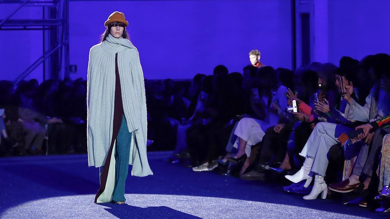 Official Start Of Fall 2020.Missoni Fall Winter 2019 2020 Full Fashion Show Exclusive