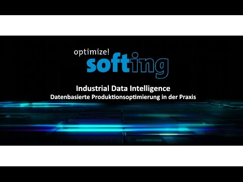 Industrial Data Intelligence: Datenbasierte Produktionsoptimierung in der Praxis