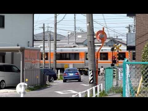 JAPAN Railway 【Central Liner】 JR Train