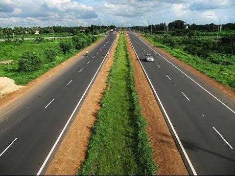NH4 National Highway No.4 Golden Quadrilateral Super Expressway Mumbai Banglore road